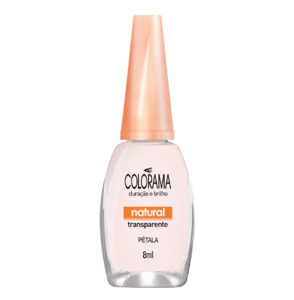 Esmalte Colorama Natural Pétala - 8ml