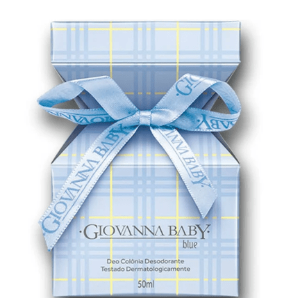 Giovanna Baby Deo Colônia Blue 50ml